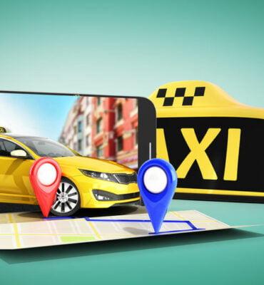 équipement taxi paris